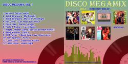 Disco Megamix Vol.1
