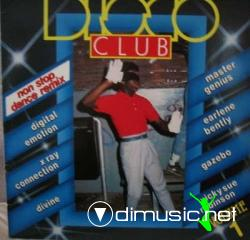 DISCO CLUB Vol 1 - 10