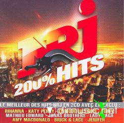 V.A. - NRJ 200% Hits Vol. 2 (2008)