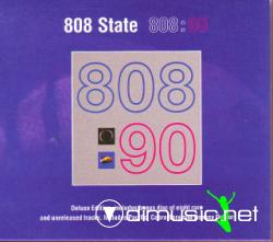 808 State - 808 90 Deluxe Edition (2008) [2 CD´s]