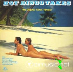 Various - Hot Disco Takes Vol 01 - Vol 02 (1982)