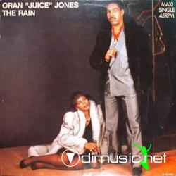 Oran 'Juice' Jones - The Rain (Vinyl, 12) 1986