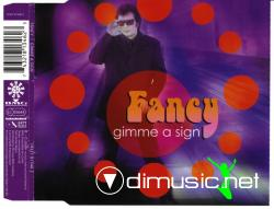 Fancy - Gimme A Sign (MAXI 2000)