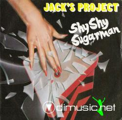 Jack's Project - Shy Shy Sugarman (Vinyl, 12''- 1986)