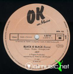 Joy - Black is Black (Remix) -Vinyl-1987