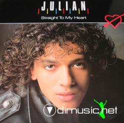 Julian - Straight To My Heart 12 Maxi