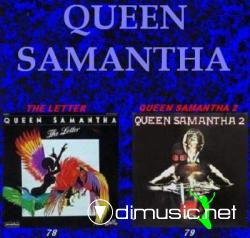 QUEEN SAMANTHA - THE LETTER (1978)-QUEEN SAMANTHA 2 (1979)