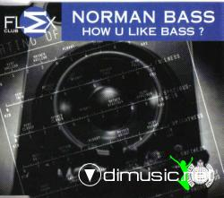 Norman Bass - How U Like Bass? (Warp Brothers Remix)