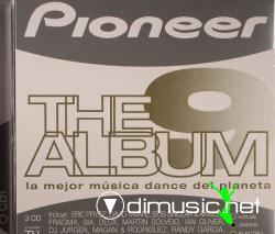 V.A. Pioneer the album .Vol.9 (2008) [3 CD´s]