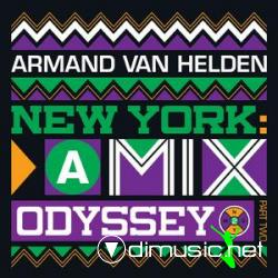 V.A. Armand Van Helden New York A Mix Odyssey 2 (2008)
