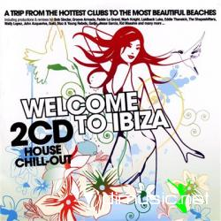 V.A. Welcome To Ibiza (2008) [2 CD´s]
