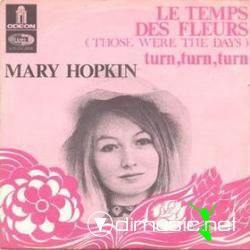 Mary Hopkin -  Le temps des Fleurs (Those Were the Days) - 1969