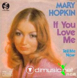 Mary Hopkin -  If You Love Me - Vinly 7'' - 1976