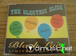 Mad Singles: Black Lace : The Electronic Slide Ltd EP