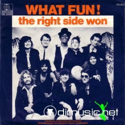 What Fun! - The Right Side Won - Vinyl 12'' - 1983