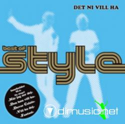STYLE - DET NI VILL HA / BEST OF (ALBUM)