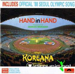 Koreana - Hand In Hand (CD, Album)