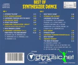 Best of Synthesizer Dance ZYX Music - 1994