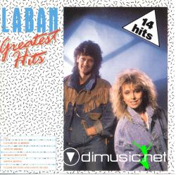 Laban - Greatest Hits - 1988