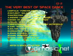 The Very Best Of Space Dance