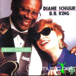 Diane Schuur & B.B. King - Heart to Heart - 1994