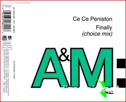 Ce Ce Peniston - Finally (Choice Mix)