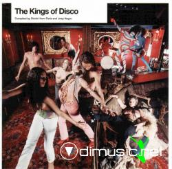 V.A - The Kings Of Disco - Mixed by Dimitri from Paris & Joey Negro - 2004