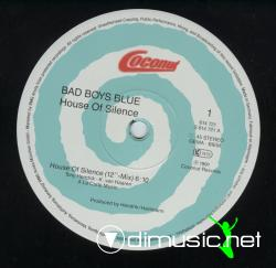 Bad Boys Blue-House of Silence-Vinyl-1991