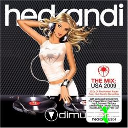 V.A. Hed Kandi The Mix: USA 2009 (2008) [2 CD´s]