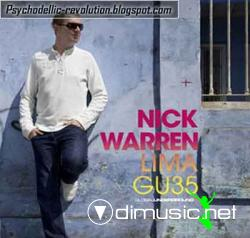 Progressive: Nick Warren - Global Underground 035: Lima (Unmixed) (2008)