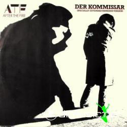 After The Fire - Der Kommissar (Maxi Vinyl) - 1982