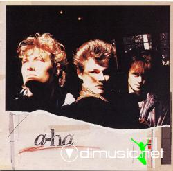 A-Ha - 45 R.P.M. Club [Japan CDM - 1985]