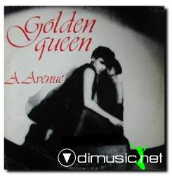A. Avenue - Golden Queen - 12'' Vinly - 1984