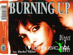 Direct 2 Dance Ft. Rachel Taylor  -  Burning Up