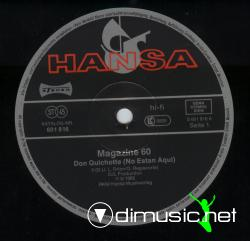 Magazine 60-Don Quichotte (No Estan Aqui)-Vinyl-1985