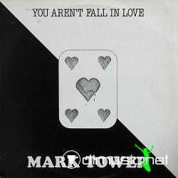 Mark Tower - You Aren't Fall In Love 12 Maxi Single 1983