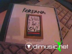 Koreana (Giorgio Moroder) - Living for Love( by www.odi-recordings.com)