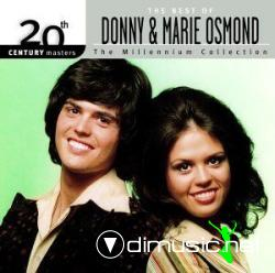 20th Century Masters- The Millennium Collection- Best of Donny & Marie Osmond