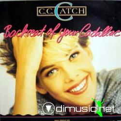 C.C. Catch-Backseat of Your Cadillac-Vinyl-1988
