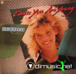 C.C. Catch-Cause You Are Young-Vinyl-1986