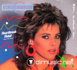C.C. Catch-Heartbreak Hotel-Vinyl-1986