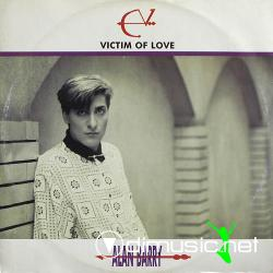 Alan Barry - Victim Of Love  - 12'' Single - 1989
