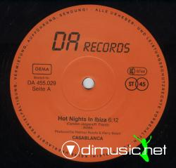 Casablanca-Hot Nights in Ibiza-Vinyl-1987