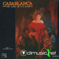 Casablanca-The Girl of Lucifer-Vinyl-1986