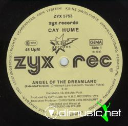 Cay Hume-Angel of the Dreamland-Vinyl-1987