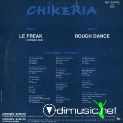 Chikeria-Le Freak (Chikeria Mix)-Vinyl-1986
