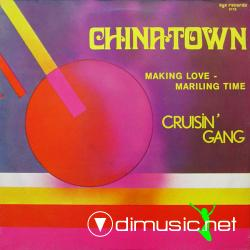Cruisin Gang-Chinatown-Vinyl-1984