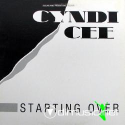 Cyndi Cee - Starting Over Maxi Single 1987