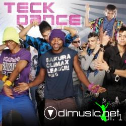 V.A. Teck Dance Vol. 1 (2008) [2 CD´s]