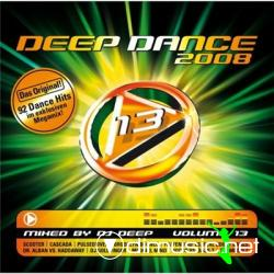 V.A. Deep Dance Vol.13 (2008) [2 CD´s]